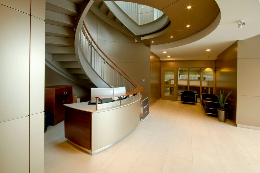 Elemex Foyer with Staircase - 530 Admiral Dr., London ON