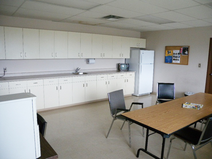 Lunch room at 359 Tartan Drive, London, ON