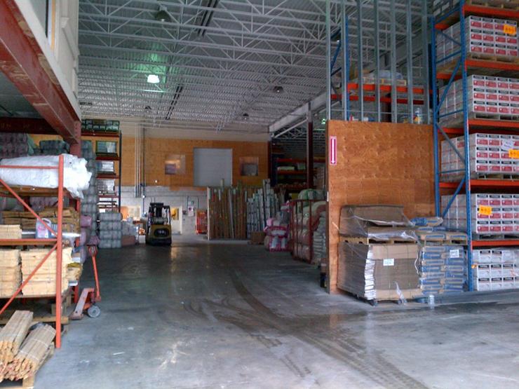 700 Sovereign Rd - warehouse